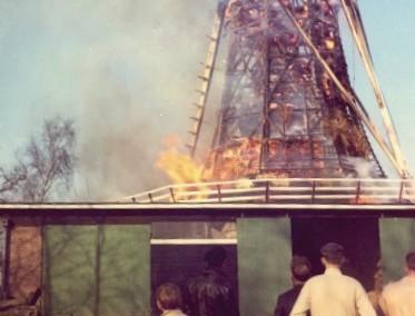 brand puurveensemolen