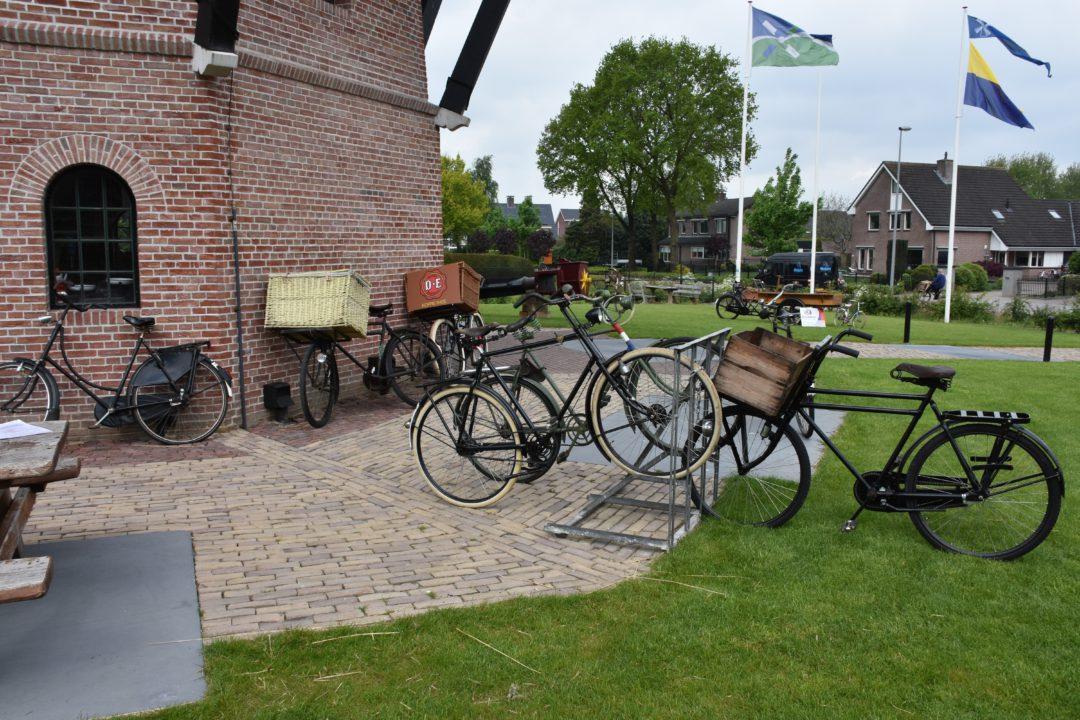 Nationale Molendag en Nostalgisch fietsen
