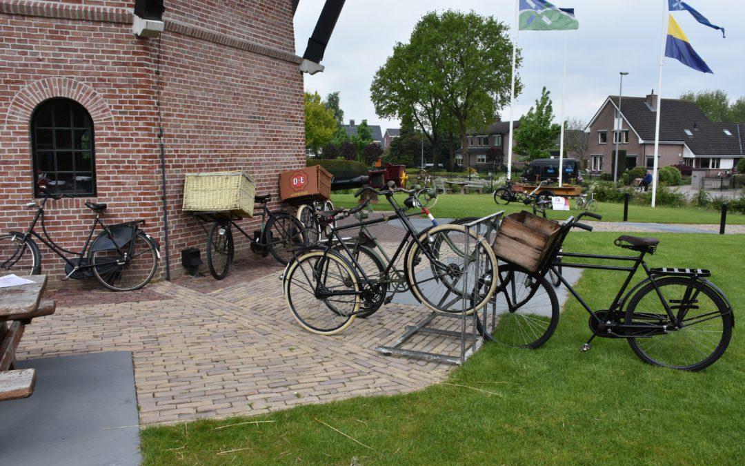 Nationale Molendag en Nostalgisch fietsen 2017